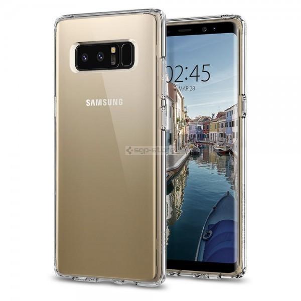 Гибридный чехол для Galaxy Note 8 - Spigen - SGP - Ultra Hybrid