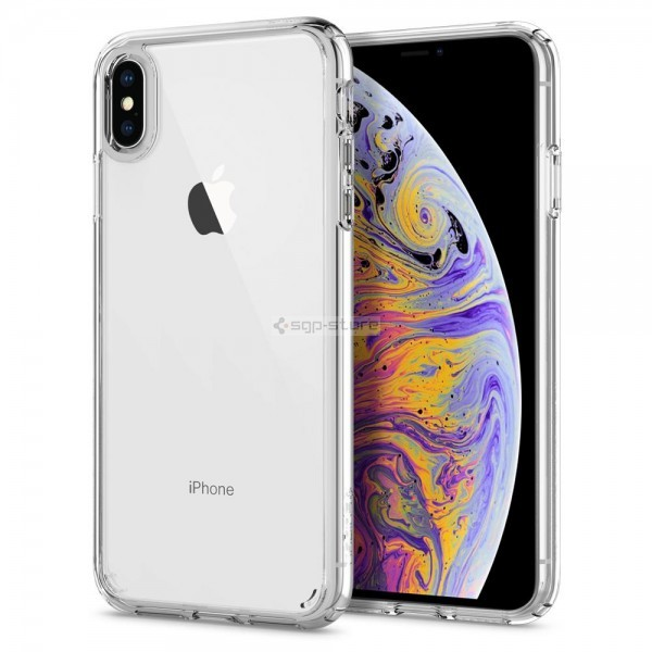 Гибридный чехол для iPhone XS Max - Spigen - SGP - Ultra Hybrid