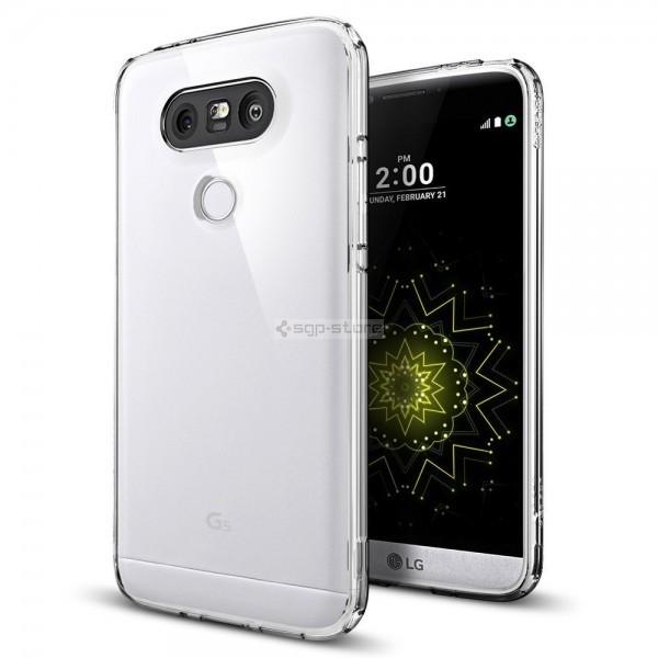 Гибридный чехол для LG G5 - Spigen - SGP - Ultra Hybrid