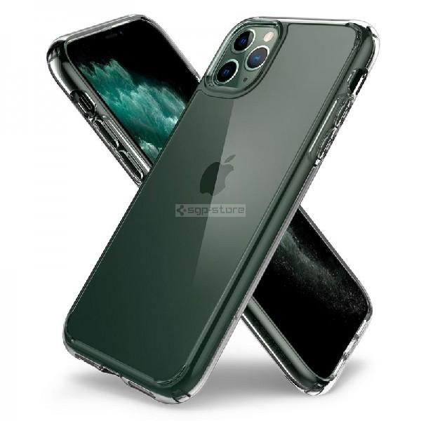 Гибридный чехол для iPhone 11 Pro - Spigen - SGP - Ultra Hybrid