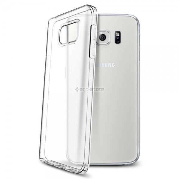 Чехол-капсула для Galaxy Note 5 - Spigen - SGP - Liquid Crystal