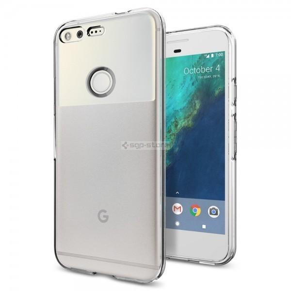 Капсула для Google Pixel XL - Spigen - SGP - Liquid Crystal