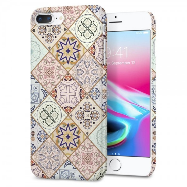 Клип-кейс для iPhone 8 Plus / 7 Plus - Spigen - SGP - Thin Fit Arabesque