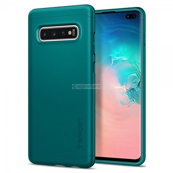 Клип-кейс для Galaxy S10 - Spigen - SGP - Thin Fit Classic