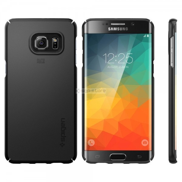Клип-кейс для Galaxy S6 Edge Plus - Spigen - SGP - Thin Fit