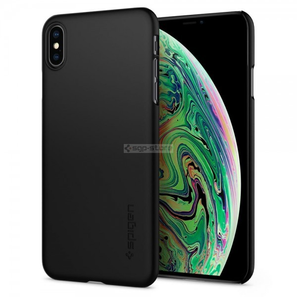 Клип-кейс для iPhone XS Max - Spigen - SGP - Thin Fit