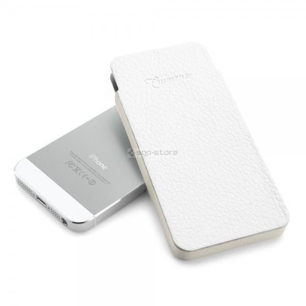 Кожаный чехол для iPhone SE / 5s / 5 - Spigen - SGP - Crumena S