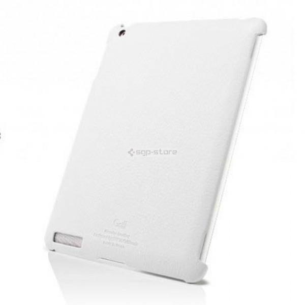 Кожаный чехол-накладка для iPad 4 / 3 / 2 - Spigen - SGP - Griff