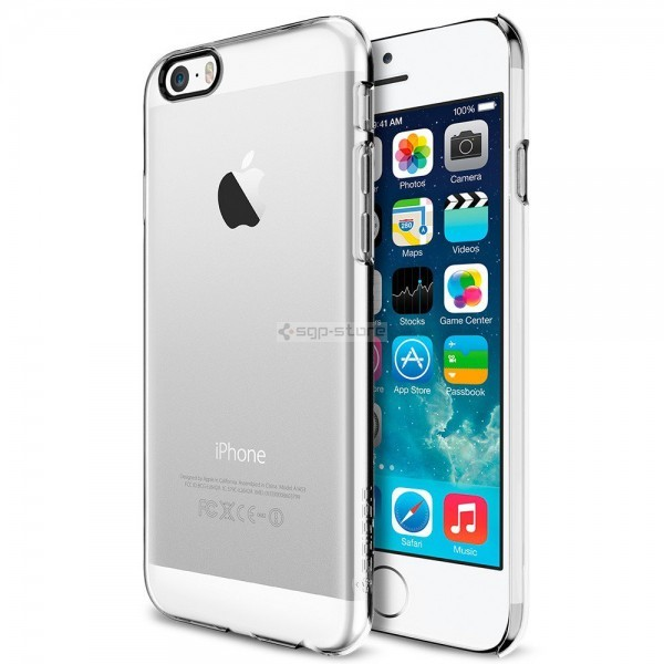 Ультратонкий чехол для iPhone 6s / 6 - Spigen - SGP - Thin Fit