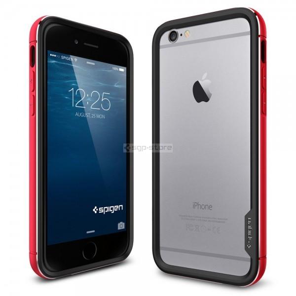 Премиум бампер для iPhone 6s / 6 - Spigen - SGP - Neo Hybrid EX Metal