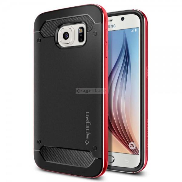 Премиум чехол для Galaxy S6 - Spigen - SGP - Neo Hybrid Metal