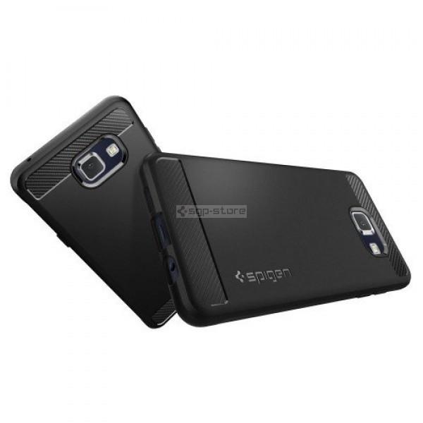 Прочный чехол для Galaxy A5 (2016) - Spigen - SGP - Rugged Armor