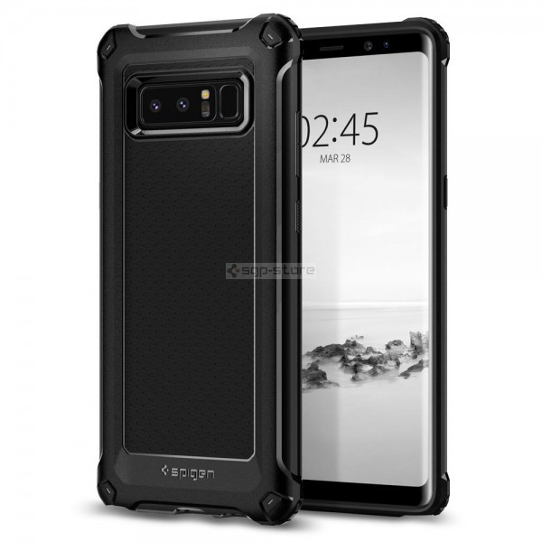 Прочный чехол для Galaxy Note 8 - Spigen - SGP - Rugged Armor Extra