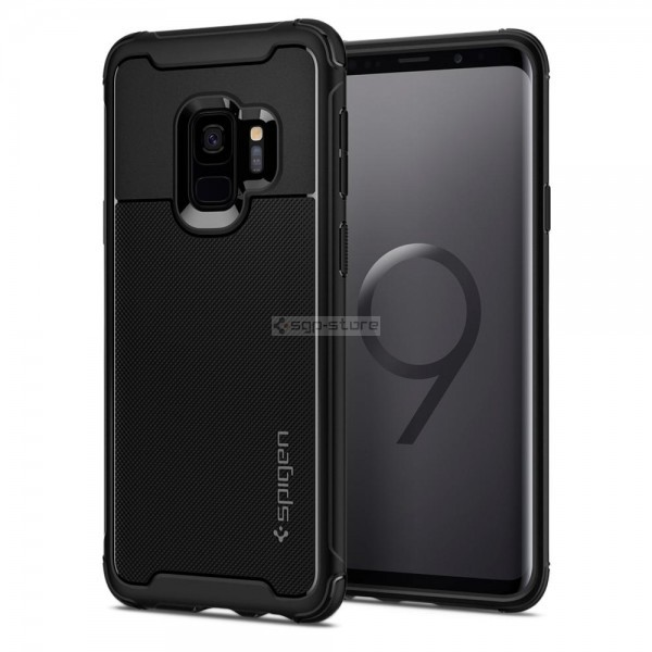 Прочный чехол для Galaxy S9 - Spigen - SGP - Rugged Armor Urban