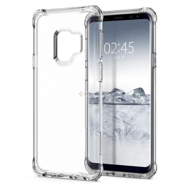 Прочный чехол для Galaxy S9 - Spigen - SGP - Rugged Crystal