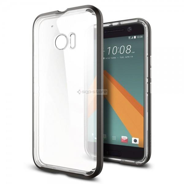 Прозрачный чехол для HTC 10 - Spigen - SGP - Neo Hybrid Crystal