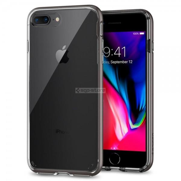 Прозрачный чехол для iPhone 8 Plus / 7 Plus - Spigen - SGP - Neo Hybrid Crystal 2
