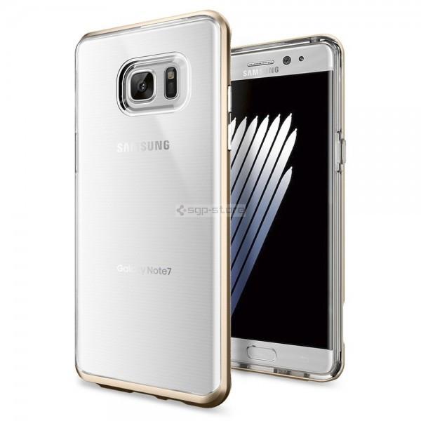 Прозрачный чехол для Galaxy Note 7 - Spigen - SGP - Neo Hybrid Crystal