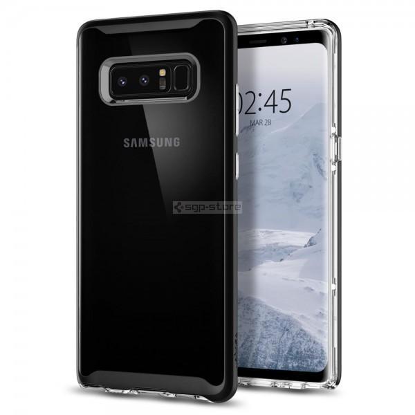 Прозрачный чехол для Galaxy Note 8 - Spigen - SGP - Neo Hybrid Crystal