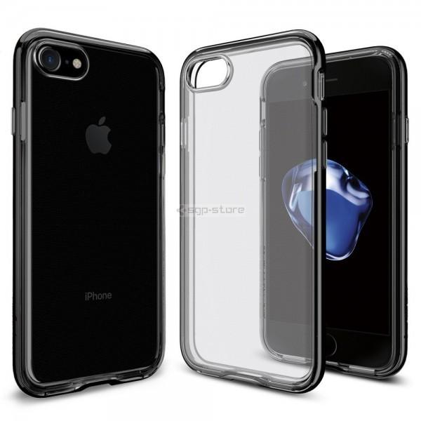 Прозрачный чехол для iPhone SE (2020) / 8 / 7 - Spigen - SGP - Neo Hybrid Crystal