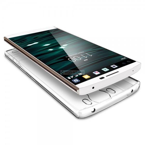 Силиконовый чехол для LG V10 - Spigen - SGP - Liquid Crystal