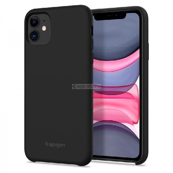 Силиконовый чехол для iPhone 11 - Spigen - SGP - Silicone Fit