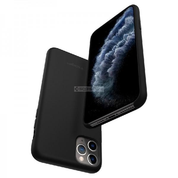 Силиконовый чехол для iPhone 11 Pro Max - Spigen - SGP - Silicone Fit