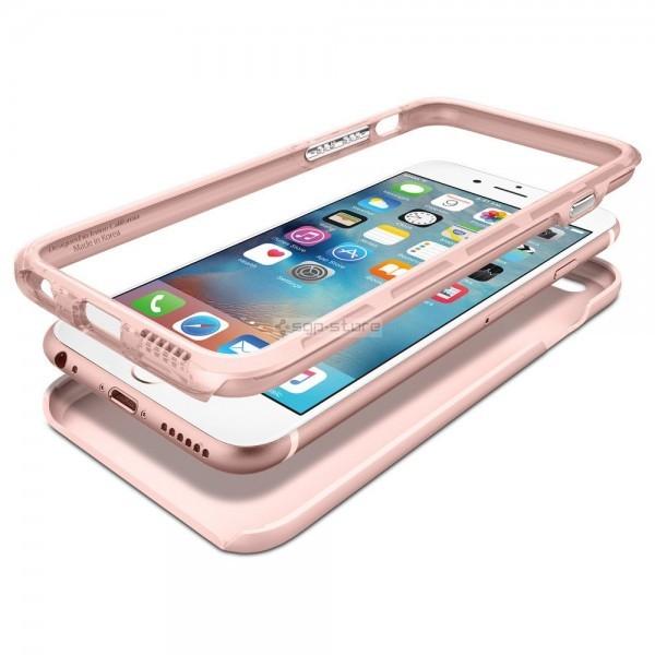 Тонкий чехол для iPhone 6s / 6 - Spigen - SGP - Thin Fit Hybrid
