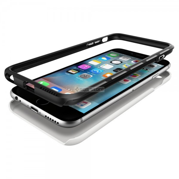 Тонкий чехол для iPhone 6s Plus / 6 Plus - Spigen - SGP - Thin Fit Hybrid
