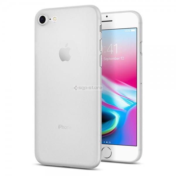 Ультра-тонкий чехол для iPhone SE (2020) / 8 / 7 - Spigen - SGP - Air Skin