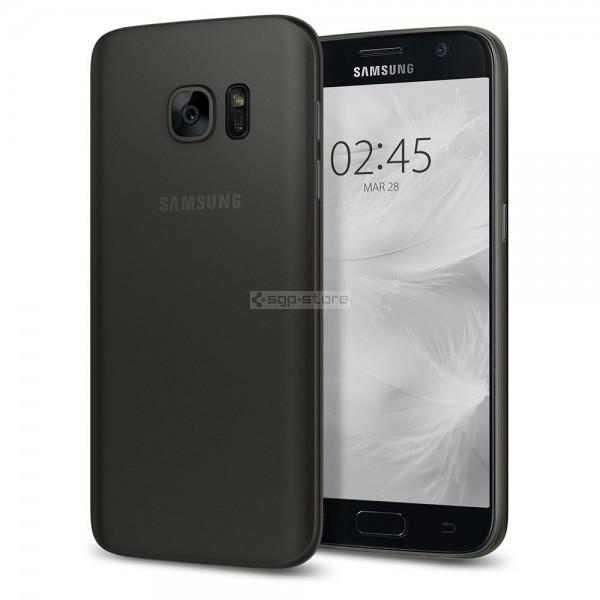Ультра-тонкий чехол для Galaxy S7 - Spigen - SGP - AirSkin