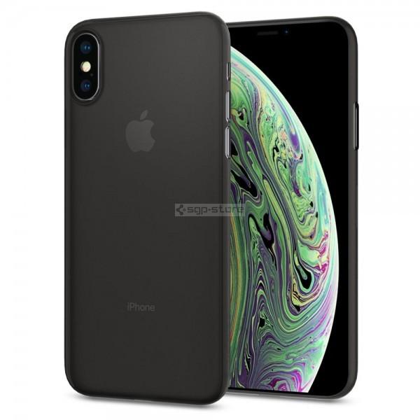 Ультра-тонкий чехол для iPhone XS / X - Spigen - SGP - AirSkin