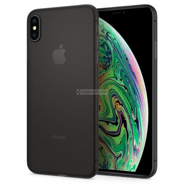 Ультра-тонкий чехол для iPhone XS Max - Spigen - SGP - AirSkin