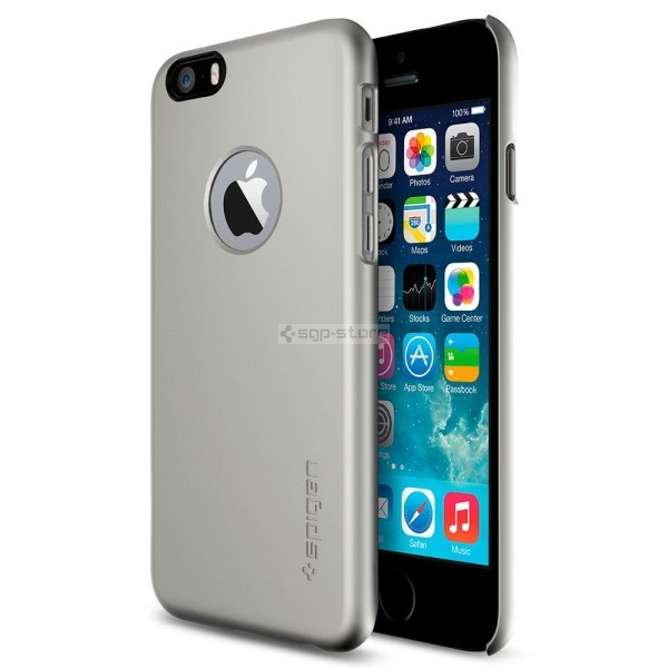 Чехол-накладка для iPhone 6s / 6 - Spigen - SGP - Thin Fit A