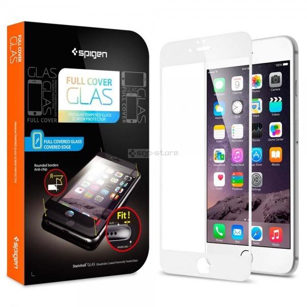 Защитное стекло для iPhone 6s Plus / 6 Plus - Spigen - SGP - Full Cover Glass