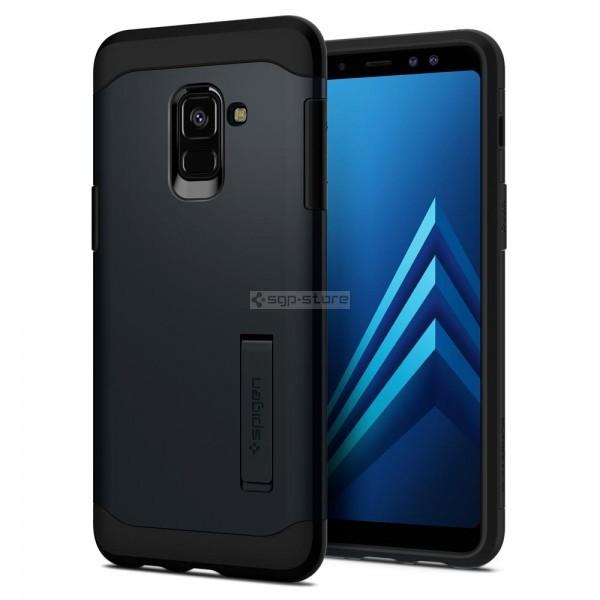 Защитный чехол для Galaxy A8 (2018) - Spigen - SGP - Slim Armor
