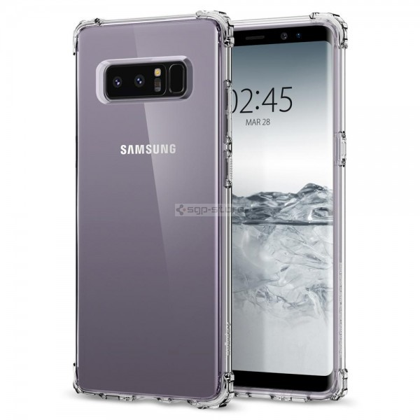 Защитный чехол для Galaxy Note 8 - Spigen - SGP - Crystal Shell