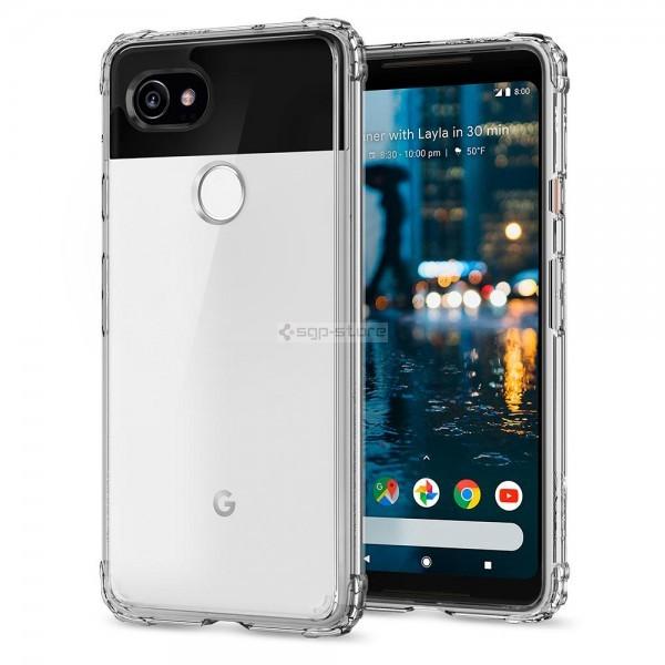 Защитный чехол для Google Pixel 2 XL - Spigen - SGP - Crystal Shell