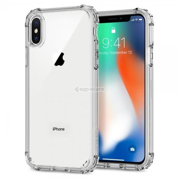 Защитный чехол для iPhone XS / X - Spigen - SGP - Crystal Shell