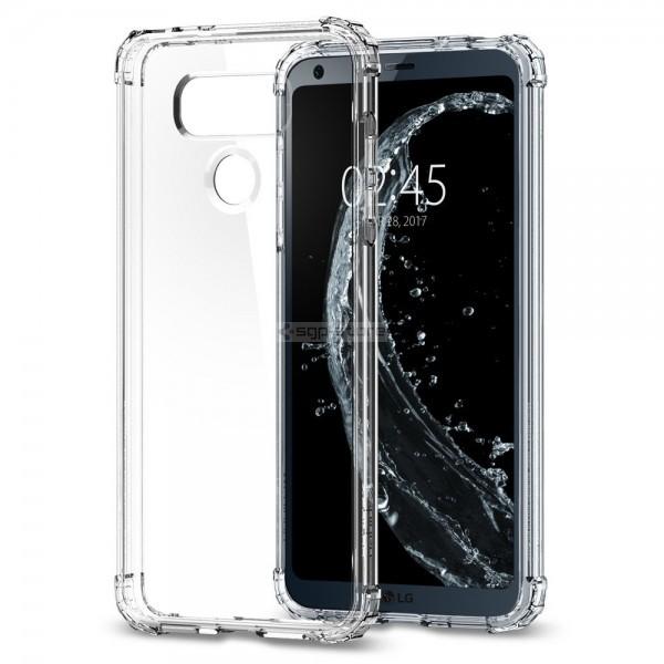 Защитный чехол для LG G6 - Spigen - SGP - Crystal Shell