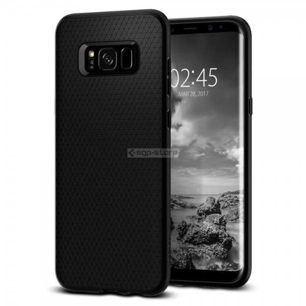 Защитный чехол для Galaxy S8 - Spigen - SGP - Liquid Air Armor