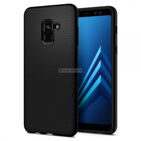 Чехол-капсула для Galaxy A8 (2018) - Spigen - SGP - Liquid Air