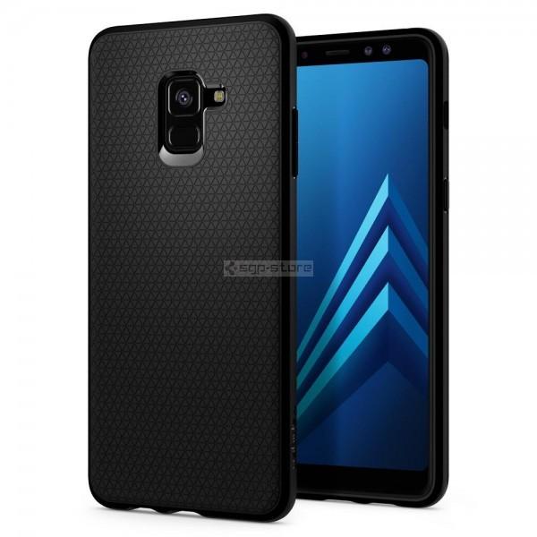 Чехол-капсула для Galaxy A8 Plus (2018) - Spigen - SGP - Liquid Air