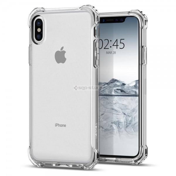 Защитный чехол для iPhone XS / X - Spigen - SGP - Rugged Crystal