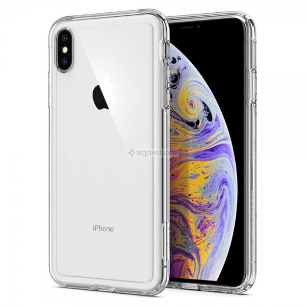 Защитный чехол для iPhone XS Max - Spigen - SGP - Slim Armor Crystal