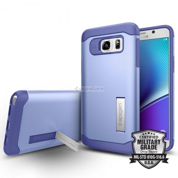 Защитный чехол для Galaxy Note 5 - Spigen - SGP - Slim Armor