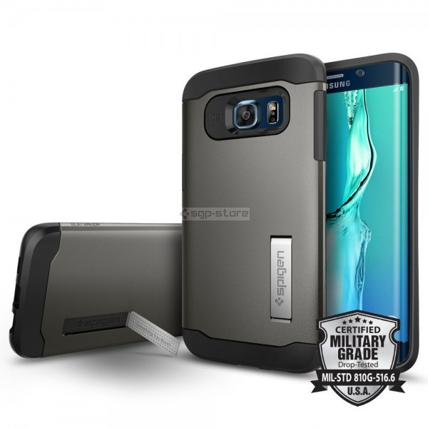 Защитный чехол для Galaxy S6 Edge Plus - Spigen - SGP - Slim Armor