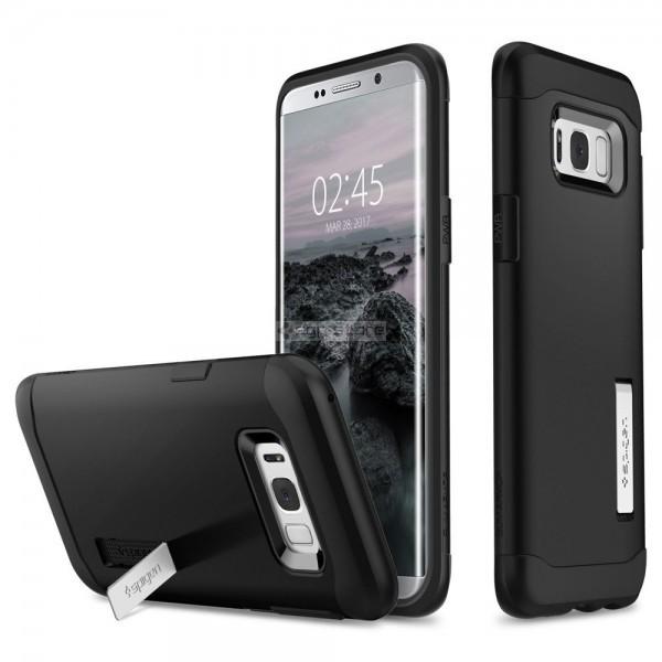 Защитный чехол для Galaxy S8 Plus - Spigen - SGP - Slim Armor