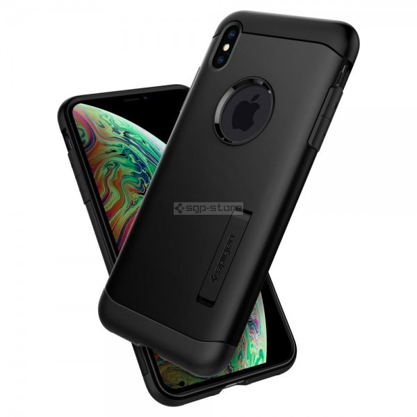 Защитный чехол для iPhone XS Max - Spigen - SGP - Slim Armor