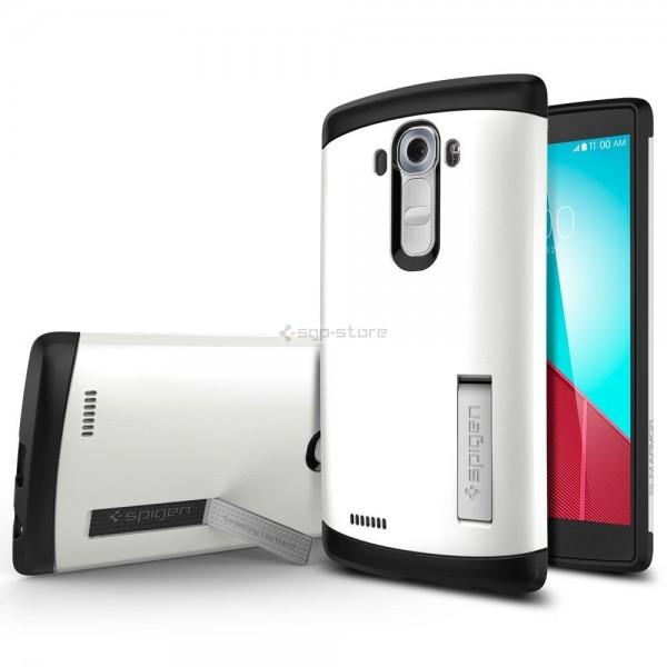 Защитный чехол для LG G4 - Spigen - SGP - Slim Armor